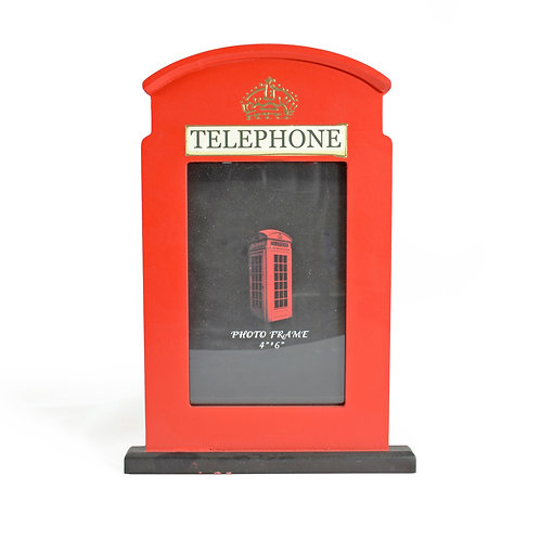 TELEPHONE BOX FRAME