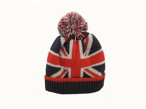 Union Jack Bobble