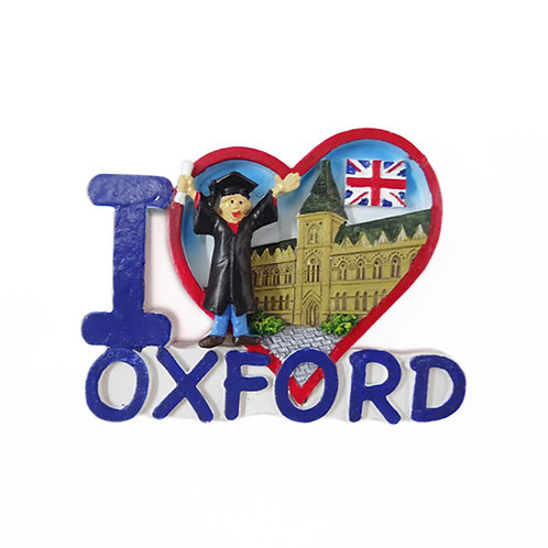 I HEART OXFORD
