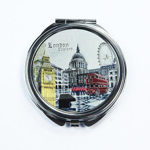 London Montage Mirror