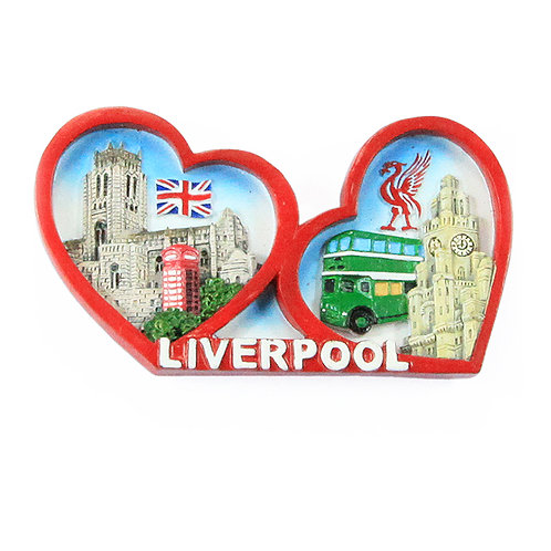 Polyresin Liverpool
