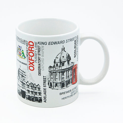 OXFORD FONT