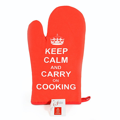 keep calm and carry on cooking