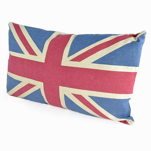 union jack comfy cushion