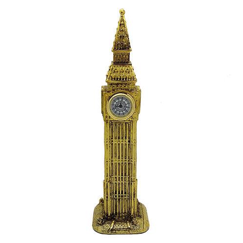 GOLD BIG BEN CLOCK