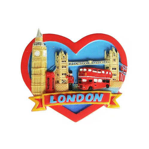 HEART OF LONDON