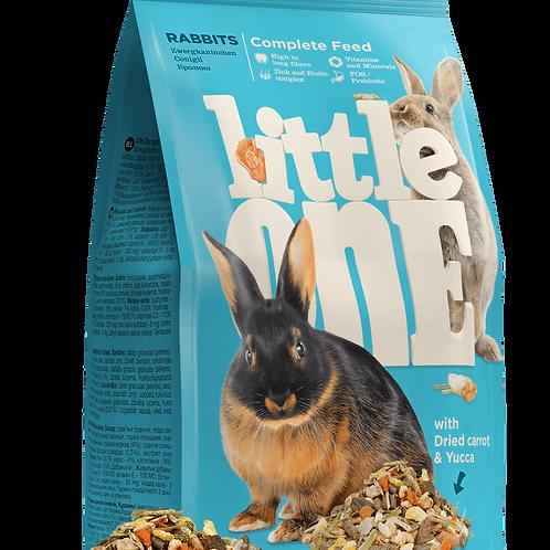 ליטל וואן 31032 מזון מלא לארנבים 900 ג'