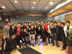 USC TAO 3rd GM: Family Reveal, KBBQ,