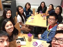 USC TAO Bonds Over Food