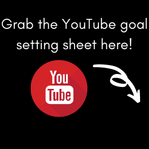 Click here for the goal setting sheet-4.