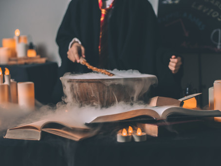 Christian Parents: Talk to Your Teen About Magic