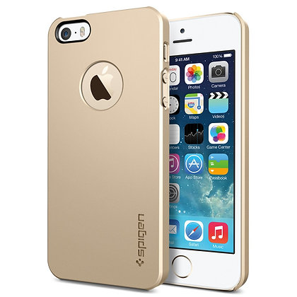iPhone 5 Spigen case