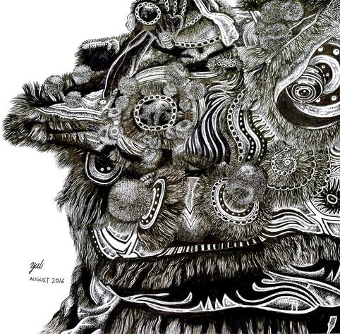 Nian: Chinese Lion