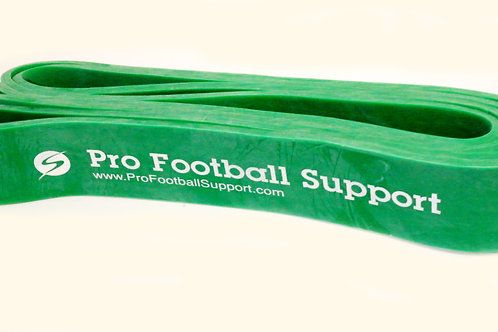 Green Strength Resistance Band
