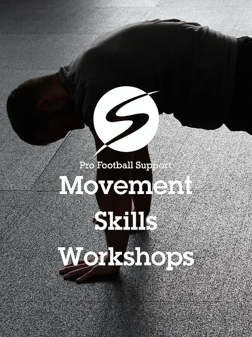 Movement Skills Workshops