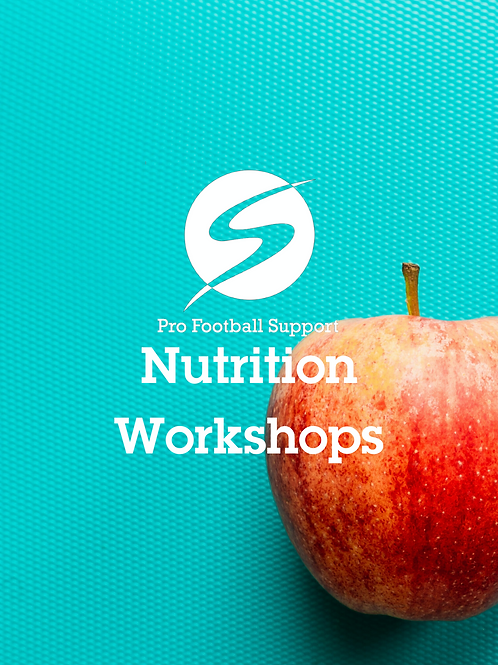 Nutrition Workshops
