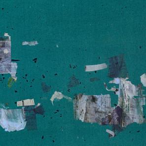 """Acrylic on canvas  45"""" x 114"""""""