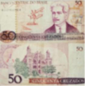 Cientistas brasileiros homenageados em dinheiro notas cédulas moedas