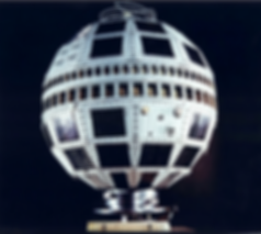 Satélite Telstar deu nome à bola da Copa de 1970