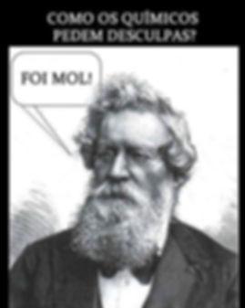 Humor na Química