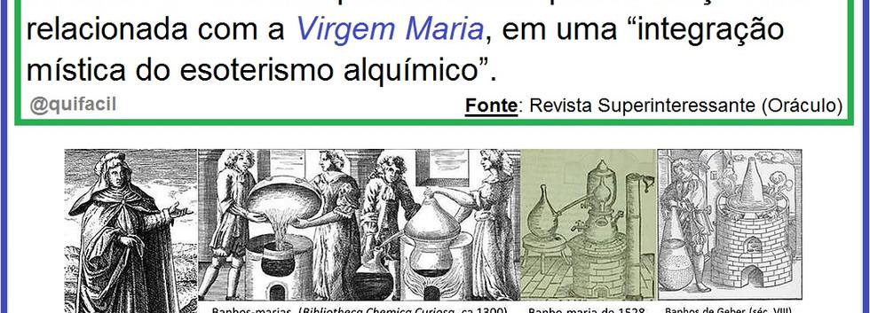 Origem do termo banho-Maria