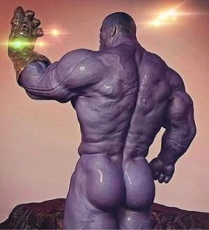 Thanos pelado