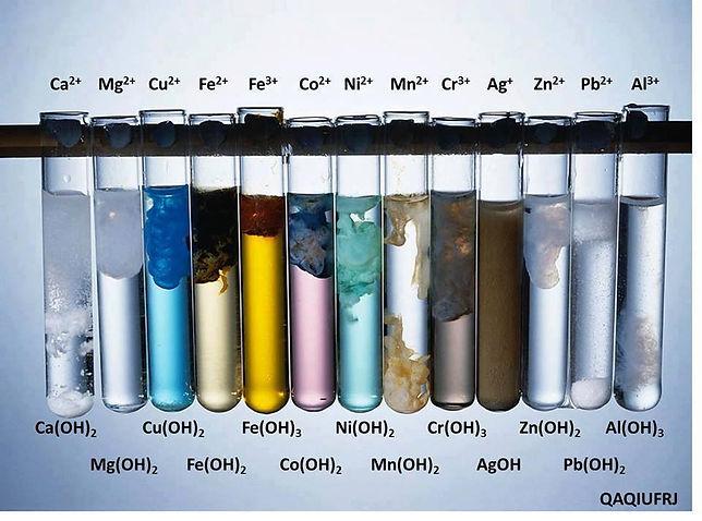 Hidróxidos Metálicos