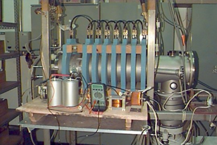 Centrífuga de plasma do LAP. Separação de Isótopos