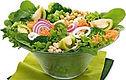 Por que as saladas murcham?