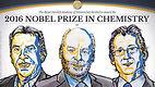 Máquinas Moleculares - Nobel 2016