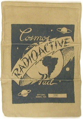 Produtos com radioatividade século XX