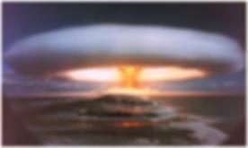 Bomba de hidrogênio explosão