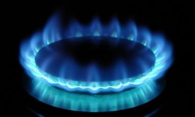 Por que a chama do fogão é azul?