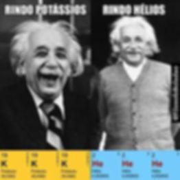 Einstein Engraçadão
