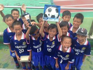 第40回埼玉県西部地区少年サッカー育成大会