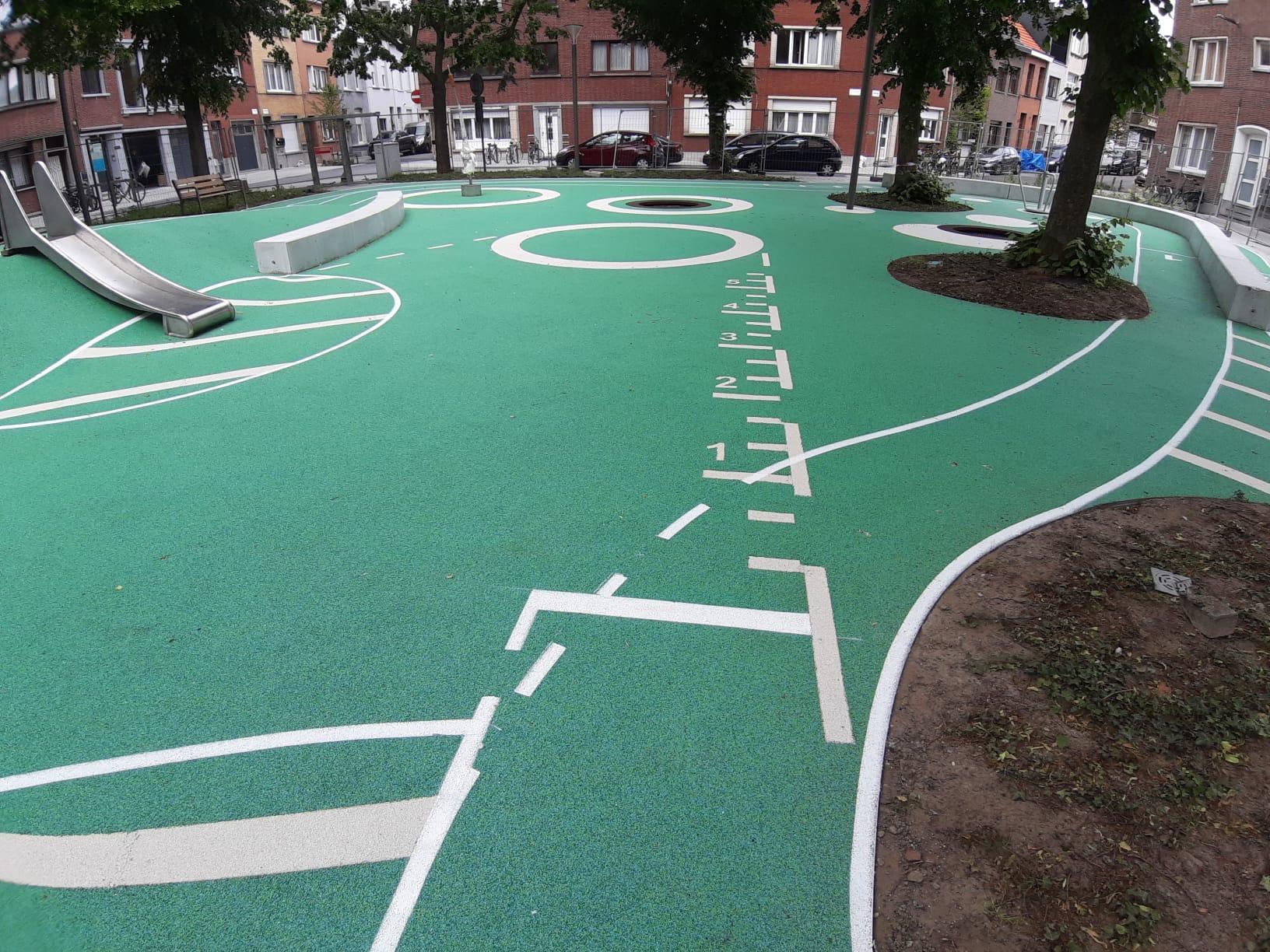 Anvers (aire de jeux publique)