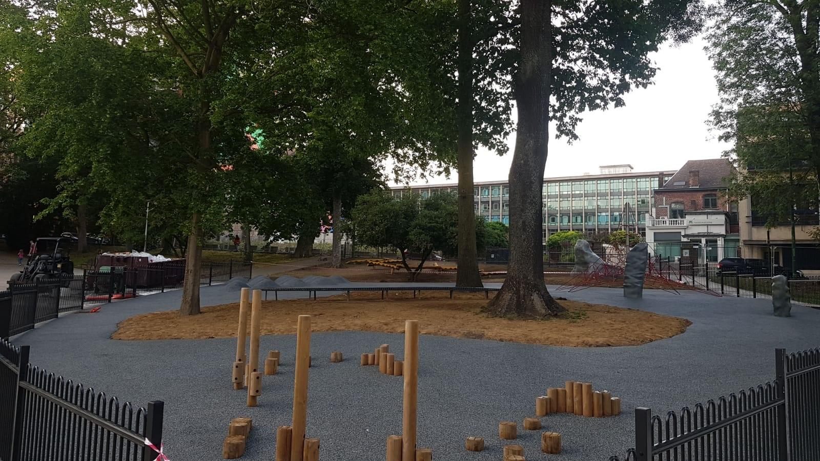 Charleroi (Parc)