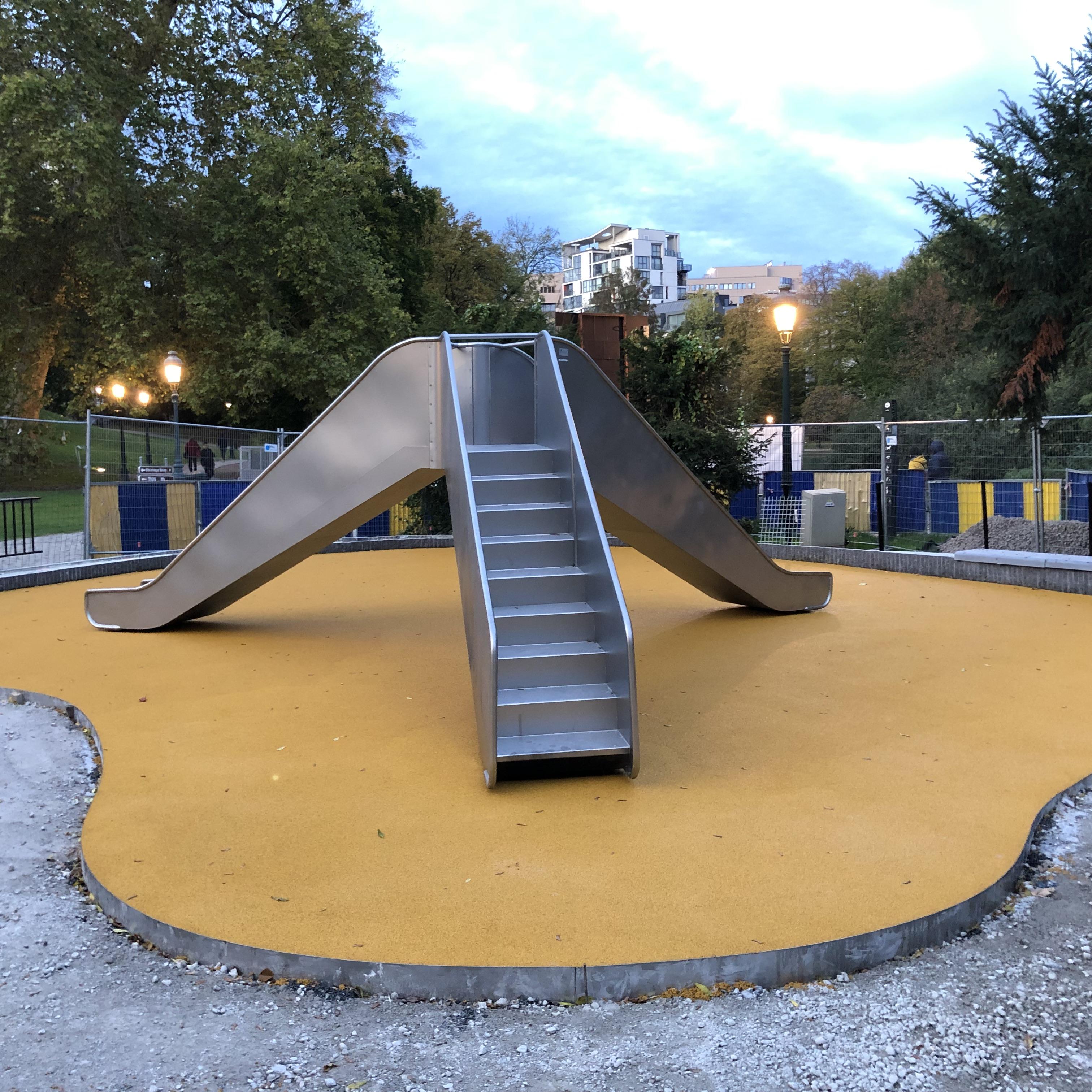Bruxelles (parc leopold)