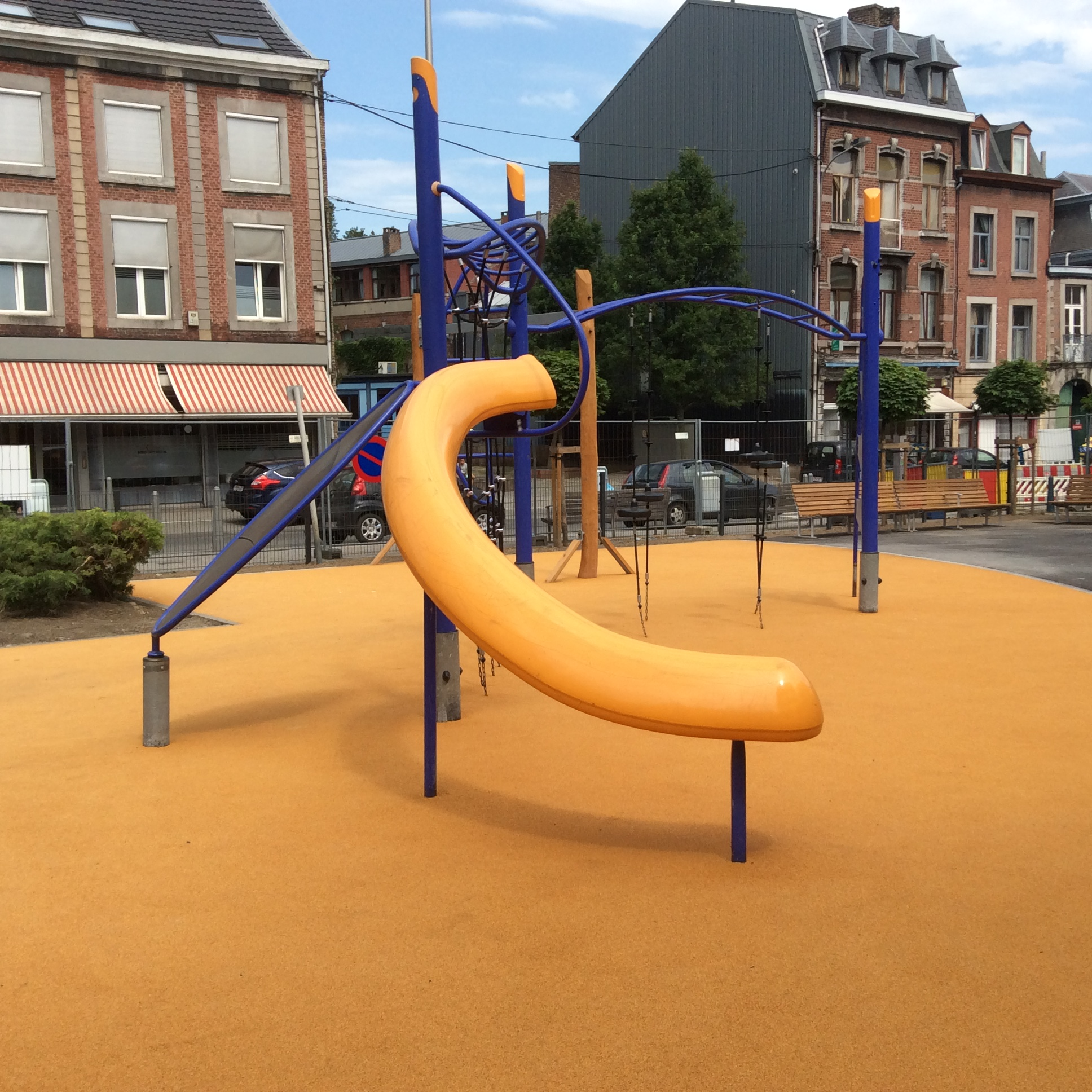 Liège (aire de jeux)