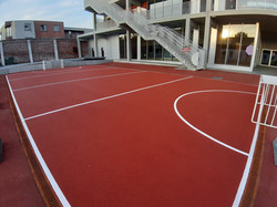 Belijning Waregem (school)
