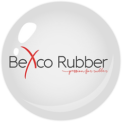 Bexco rubber logo rond.png