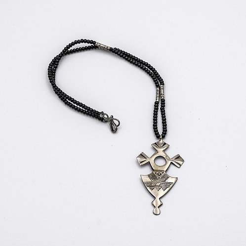 TOUAREG CROSS NECKLACE