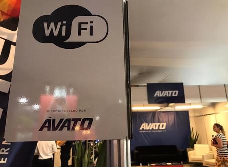 ÁVATO fornece internet para eventos em diferentes regiões do Estado