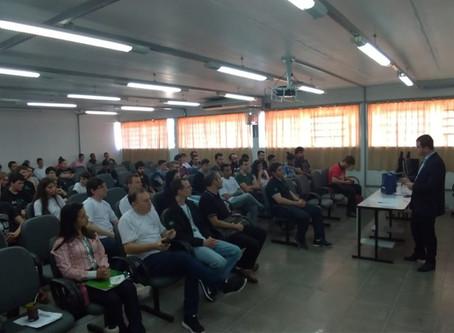 ÁVATO participa da Semana Tecnológica do Instituto Federal Farroupilha