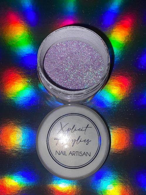 "XA Glitter Acrylic "" BOSS B!T€H "" 1 oz"