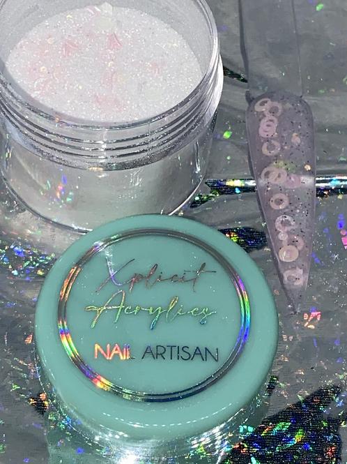 "XA Glitter Acrylic ""CHARITY"" 20 grams"