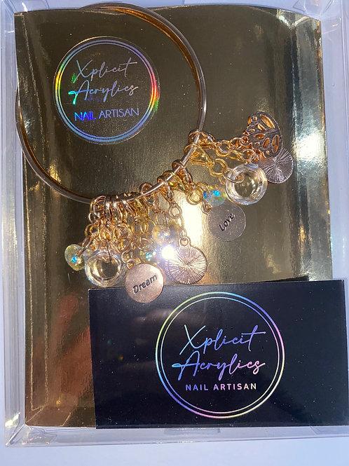 "XA CharmLife x ""Beautiful Balance"" Bracelet"