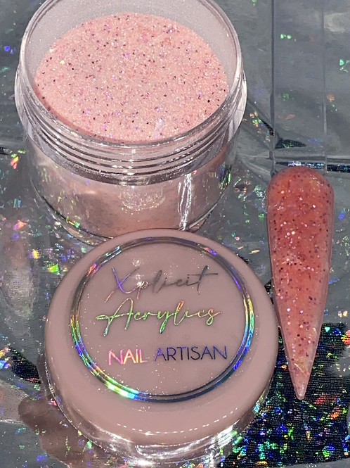 "XA Glitter Acrylic ""AD BERRY"" 20 grams"