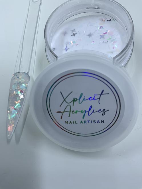 """XA Glitter Acrylic """" BONUS """" 1 oz"""