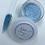 """Thumbnail: XA Glitter Acrylic """" BLUE EAST """" 1 oz"""